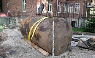 Vabaduse väljaku lähistel leiti II maailmasõja eelse tankla vundament
