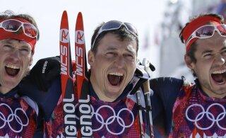 Šveitsi lipu alla kolinud olümpiapronks: Venemaal polnud mul võimalust karjääri jätkata