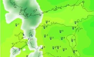 Eesti inimesed saavad nüüd näha pikemat ja täpsemat ilmaprognoosi