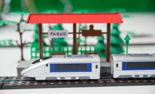 В Ласнамяэ пройдет обсуждение планировки Rail Baltica