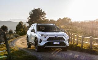 PROOVISÕIT | Toyota RAV4: kas lubadustel on katet?