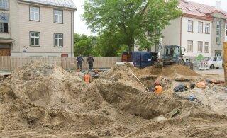 В Таллиннe на улице Койду начнется ремонт