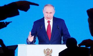 Путин выступил против бессрочного пребывания одного человека у власти