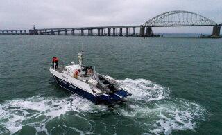 Украина и Грузия обвиняют Россию в помехах навигации в море