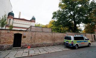 Стрельба возле синагоги в Германии квалифицирована как правоэкстремистский теракт