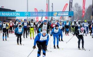 12 участников Тартуского лыжного марафона подцепили корону. Был ли очаг?