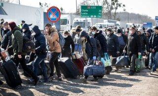 ФОТО | Польша сделала исключение для иностранной рабочей силы и продлила визы украинцам. Эстония так делать не будет