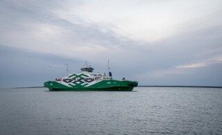 Saarte ja mandri vahel teenindati jaanipäeva nädalavahetusel rekordarv reisijaid