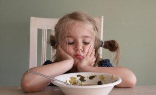 Nutikad soovitused, mis aitavad sul lapsega toidulauas mitte tülitseda