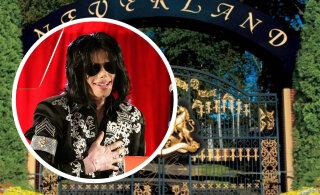 Vahetuvad omanikud ja mädanev kinnisvara: mis on saanud Michael Jacksoni skandaalsest kodust Neverland