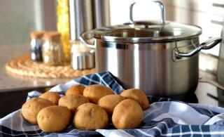 Kartuliaabits: mis sorti kartul sobib kõige paremini pudruks, milline ei lähe keetes katki ja mis jääb ahjus kõige krõbedam?
