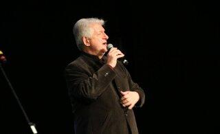 Эдуард Томан дал в Ласнамяэ не совсем обычный концерт