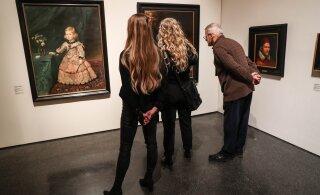 FOTOD | Kumus avati suurim Eesti naiskunstnike näitus