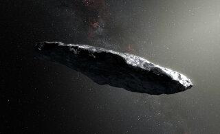 Teadlased: enne Oumuamuad külastas meid teine tähtedevahelisest ruumist pärinev külaline
