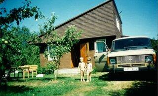 SAADA OMA SUVILA LUGU: vanaisa ehitas raamatu järgi suvila, lapsepõlv möödus aiandusühistus?