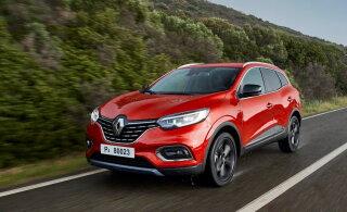 PROOVISÕIT | Uuendatud Renault Kadjar