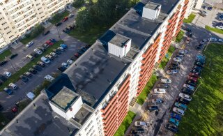 ГРАФИК | Доступность жилья в Таллинне в этом году ухудшилась. Цены росли быстрее зарплат!