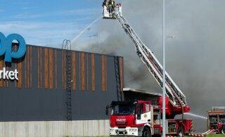 PZU: в 2020 году крупнейшее страховое возмещение составило почти 1,1 млн евро — это был пожар в Ласнамяэ