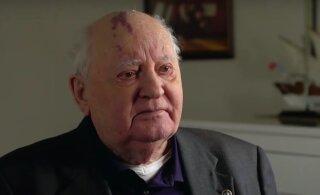 Михаил Горбачев: надо сообща одолеть пандемию, без политики и интриг