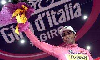 Vähetuntud Iiri rattur purustas Alberto Contadori rekordi
