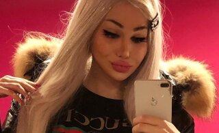 """ФОТО   """"Венгерская Барби"""" была вынуждена уйти с работы, чтобы не ослепить всех своей красотой"""