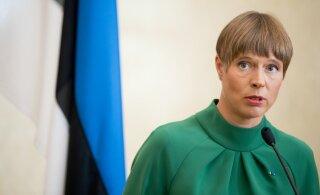 Журналист: Керсти Кальюлайд нарушает принцип Конституции ЭР. Президент — премьер-министру не начальник