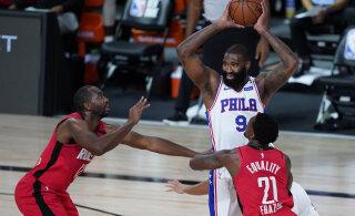 VIDEO | NBA tänaöised tulemused ja tipphetked. Täna õhtul kõrgete panustega mäng Portlandi ja Memphise vahel