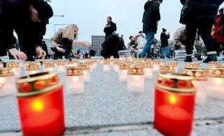 Эстония вспоминает жертв мартовской депортации 1949 года