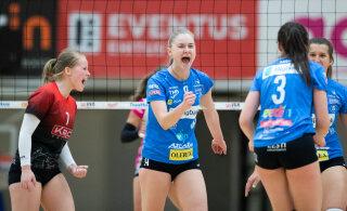 Eesti naiste võrkpallikoondislane siirdub Soome kõrgliigasse