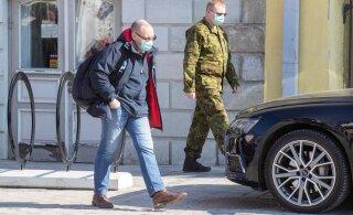 Popov ja Varblane alustasid terviseametis taas tööd meditsiinijuhtidena