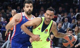 VIDEO | Barcelona alistas põnevuskohtumises Anadolu Efesi ja viigistas seisu, Madridil ainsana kahemänguline edu