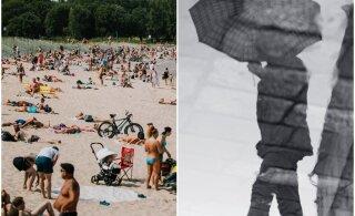 ВИДЕО | Синоптик-любитель: возьмите от летнего тепла максимум, вскоре оно закончится