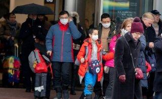Власти США рекомендуют американцам носить тканевые маски для защиты от коронавируса