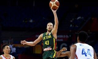 VIDEO   Leedu lõpetas nukra turniiri võiduga