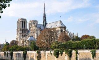 Собор Парижской Богоматери частично открылся для посетителей