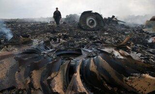 МИД РФ ответил на обвинения в крушении МН17