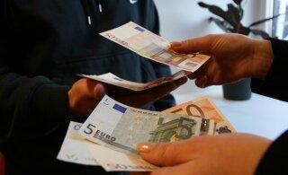 Налогово-таможенный департамент: экономически более сложные времена увеличивают количество зарплат в конвертах