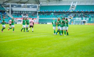 Selgus FC Flora Meistrite liiga vastane