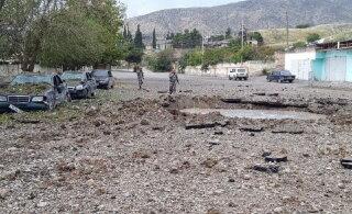 Конфликт в Карабахе: появились сообщения об участии в военных действиях сирийских наемников