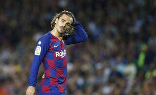 Barcelona peab Griezmanni tõttu mängima tühjade tribüünide ees?