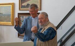 FOTOD | Viinistu kunstimuuseumis avati uuenenud püsinäitus