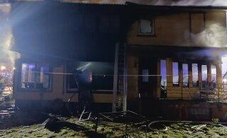 ГЛАВНОЕ ЗА ДЕНЬ: Трагедия в Тарту, скандал вокруг священника и снова об украинцах