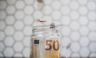 С сегодняшнего дня пенсия по старости вырастет на 45 евро
