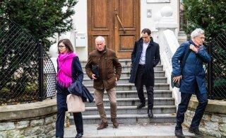 Rahvusvahelised uurijad käisid Eestis. Alaver sai süüdistuse