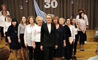 ГАЛЕРЕЯ: Смотрите, как Таллиннская гимназия Ляэнемере отметила 30-летний юбилей!