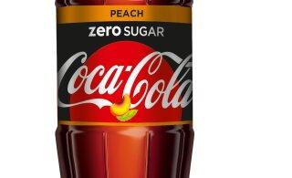 В продажу поступила Coca-Cola со вкусом персика, не содержащая сахара