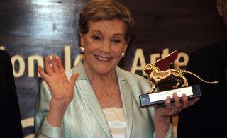 Julie Andrews: pääsesin ahistamisest, sest mehed kartsid mu abikaasat