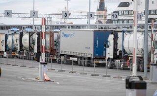 Eesti püüab takistada veofirmasid kehva olukorda seadva ELi regulatsiooni vastu võtmist