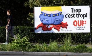Попытка мини-швекзита. Швейцарцы решают, не запретить ли свободный въезд гражданам ЕС