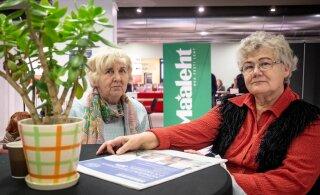 FOTOD   Tallinnas toimunud eakate festival pani memmed-taadid särtsuma